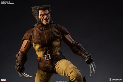 Wolverine Sixth Scale Action Figure-Sideshow Collectibles- www.superherotoystore.com-Action Figure - 8