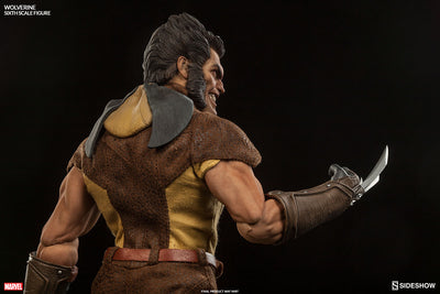 Wolverine Sixth Scale Action Figure-Sideshow Collectibles- www.superherotoystore.com-Action Figure - 9