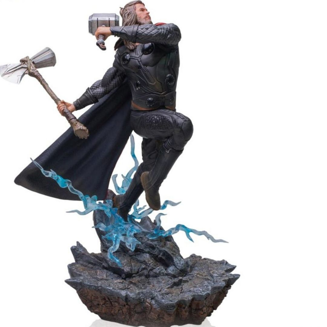 Avengers Endgame Thor 1:10 Scale Statue by Iron Studios