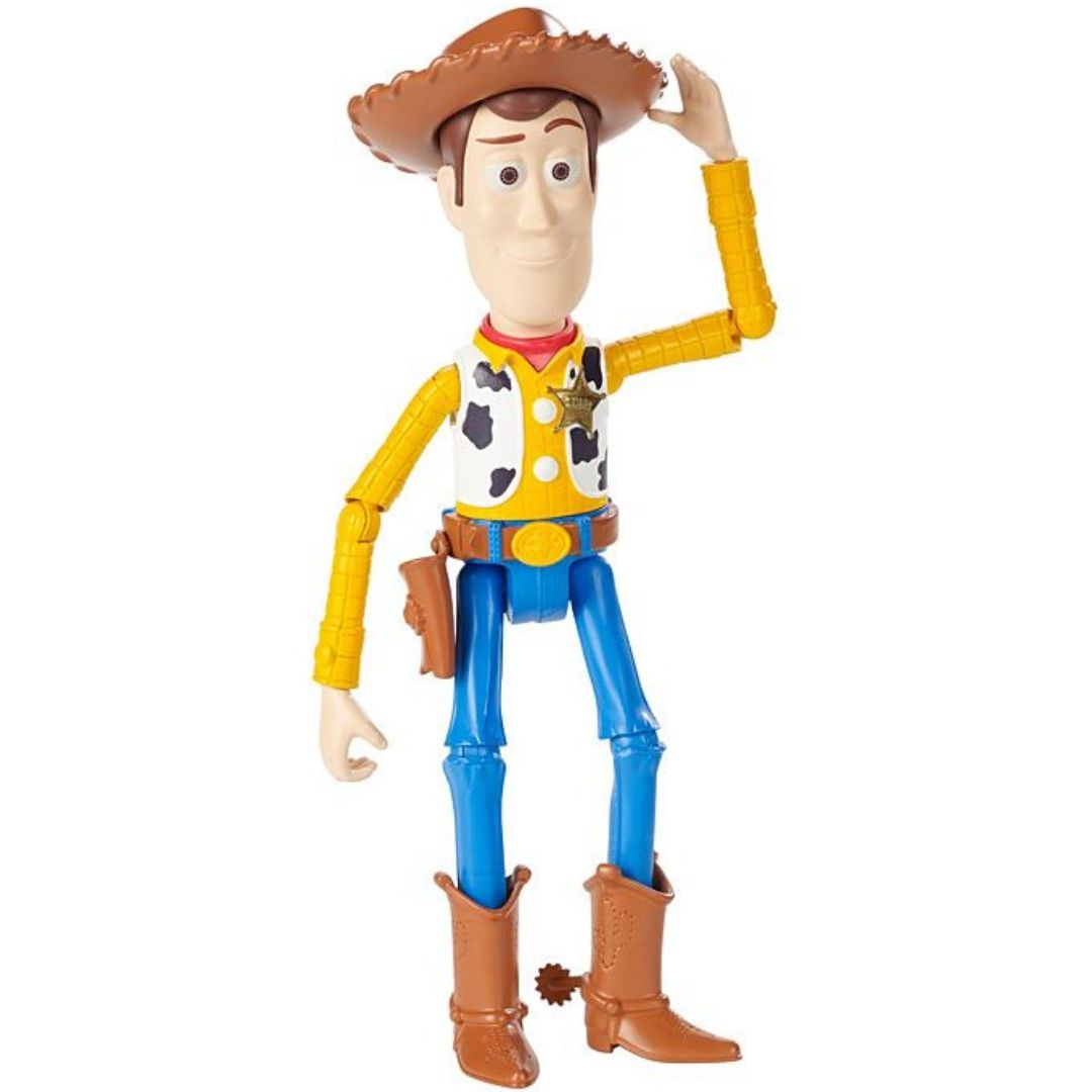 Toy Story Woody Action Figure by Mattel