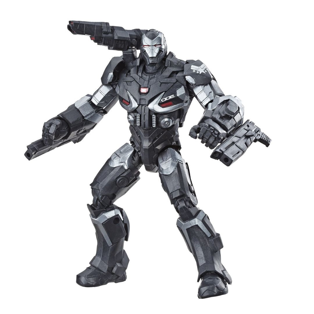 Avengers Endgame War Machine Marvel Legends Figure by Hasbro