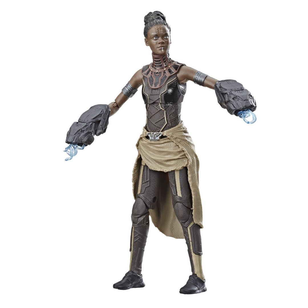 Black Panther Shuri Marvel Legends Figure by Hasbro