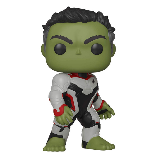 Avengers Endgame Hulk (Team Suit) Vinyl Bobble-Head by Funko