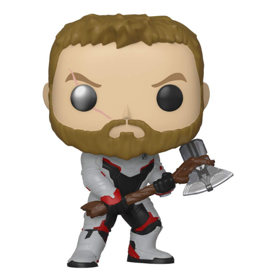 Avengers Endgame Thor (Team Suit) Vinyl Bobble-Head by Funko