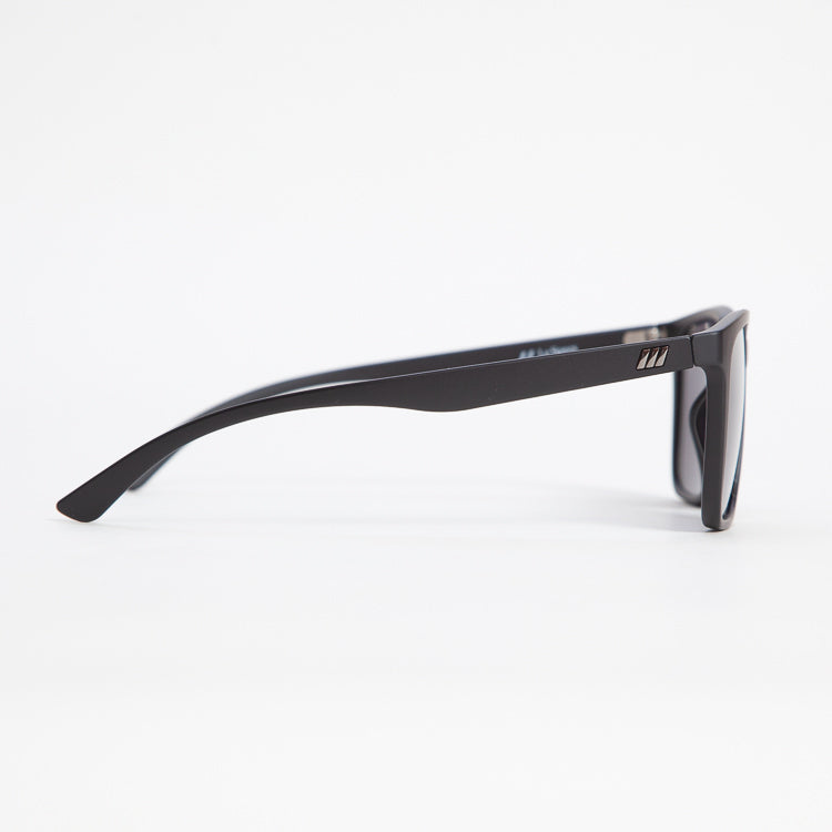 Le Specs Fair Game Matte Black Sunglasses