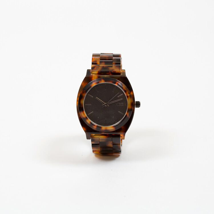 Nixon Tortoise Acetate Time Teller Watch