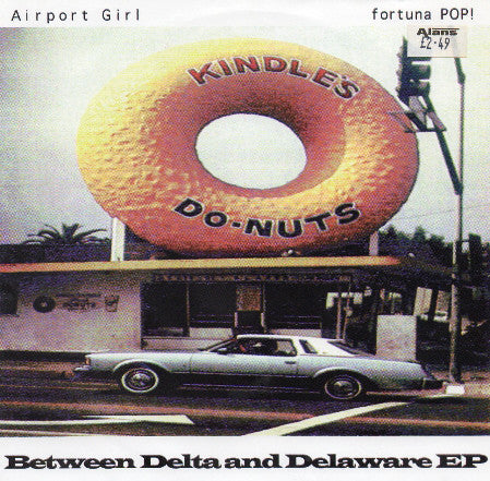 Airport Girl 'Between Delta & Delaware EP' - Cargo Records UK