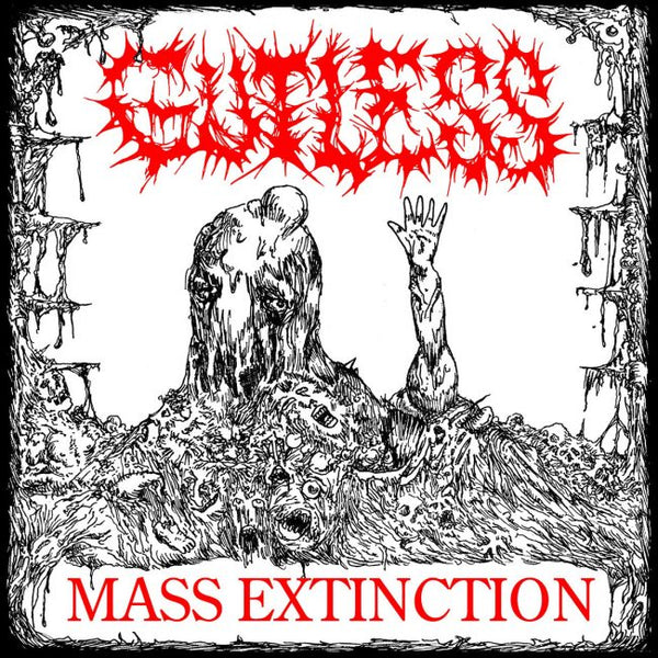 Gutless - Mass Extinction Vinyl LP