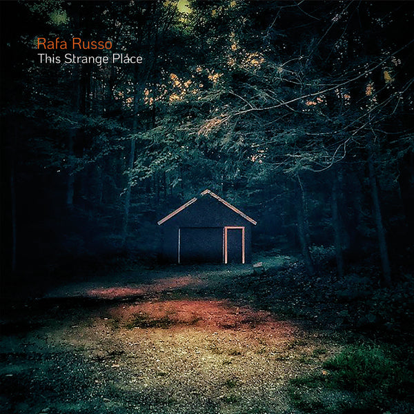 Rafa Russo 'This Strange Place' CD PRE-ORDER