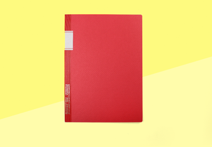 STÁLOGY - B5 Notebook - Red