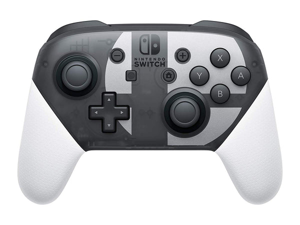 Nintendo Switch Pro Controller Smash Bros. Ultimate Edition
