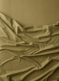 Stonewashed Sheet Set Olive