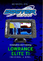 Lowrance Elite Ti Training DVD