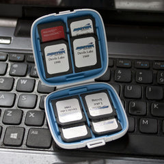 SD Map Card Holder