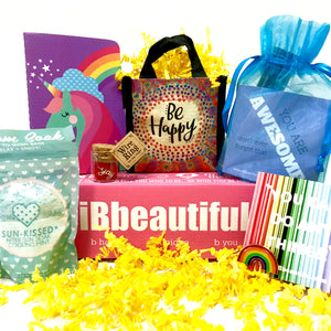 iBbeautiful monthly subscription box mini happy bag