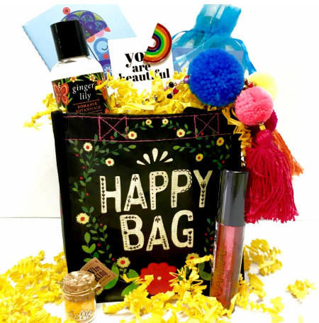 iBbeautiful Happy Bag - subscription boxes for girls