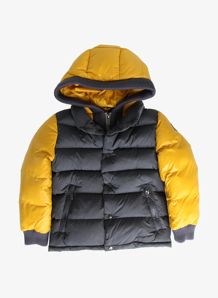 ADD Boys Two Tone Down Jacket - GAB005 - FINAL SALE