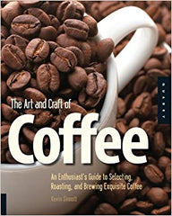 Book - Art & Craft of Coffee