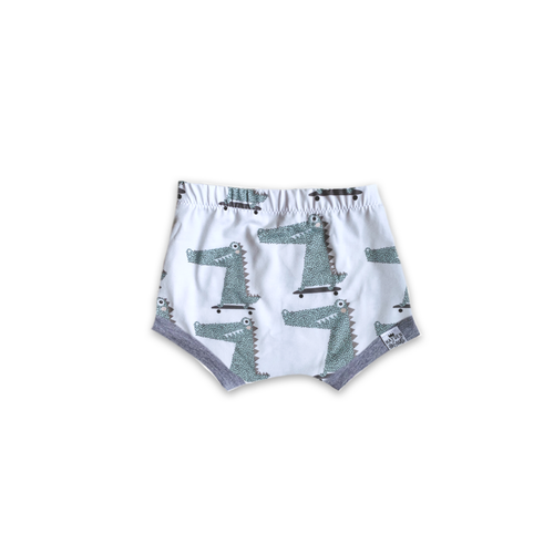 Hipster Gator Bummies or Harem Shorts for Baby Toddler and Kids