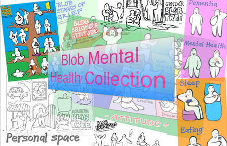A Blob Mental Health Collection