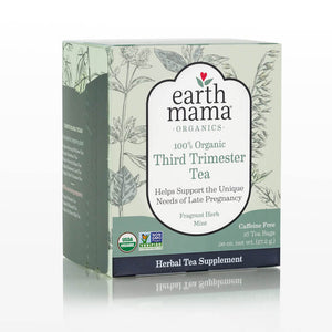 Earth Mama Organics Third Trimester Tea
