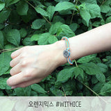 """WITH ICE"" Bracelet (free shipping)"