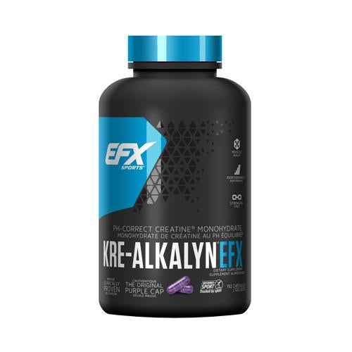 EFX Sports - Kre-Alkalyn EFX 192 Capsules