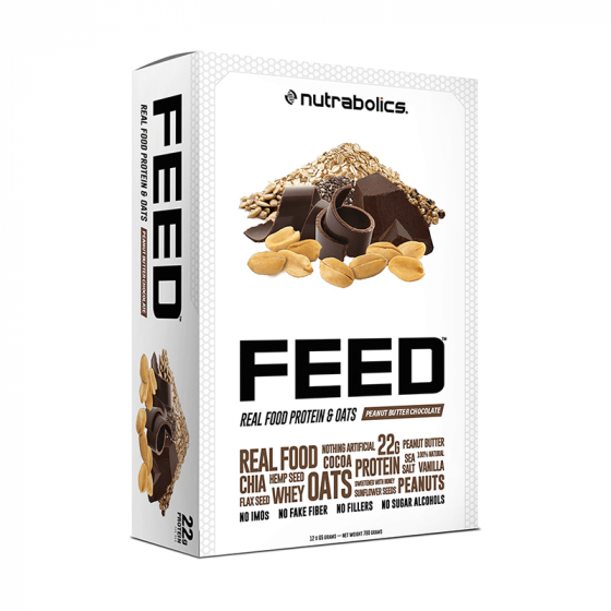 Nutrabolics - Feed Bars