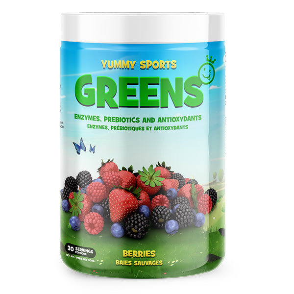 VRAC - Greens & Berries (100g)