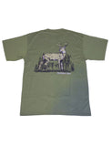 Whitetail Short Sleeve Olive