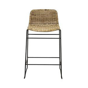 Bar Stool Olivia Closed Weave By Globewest
