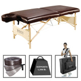 Master Massage BALBOA Portable Massage Table Package