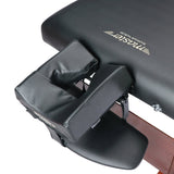 Master Massage DEL RAY Portable Massage Table Package with Therma-Top