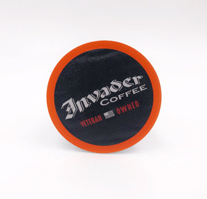 Invader Coffee Pods 12 CT