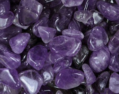 TUMBLED GEMSTONES - Amethyst