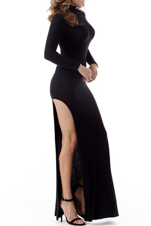 Sexy Bridge Maxi Dress , Dresses - Fashion Trend LA, Fashion Trend LA  - 2