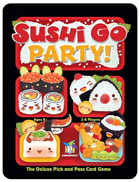 Sushi Go! Party Tin