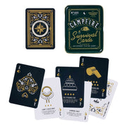 Gent's Hardware Campfire Survival Cards