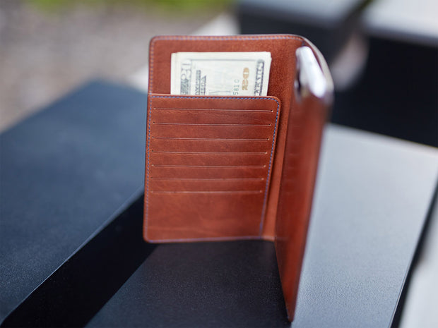 Danny P Style iPhone 6 Plus Leather Wallet