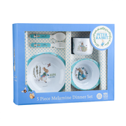 Peter Rabbit Classic 5pc Dinner Set