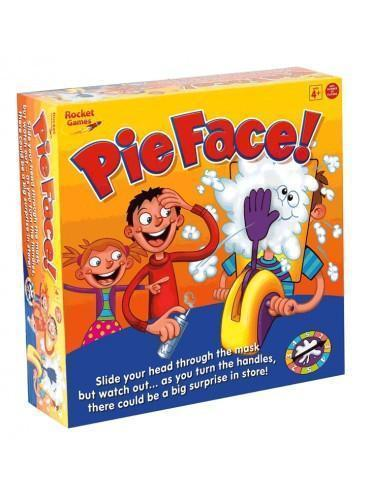 Pie Face Game-Games-Other-OPUS Design