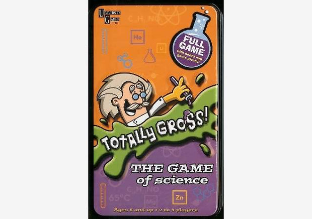 Totally Gross Card Game