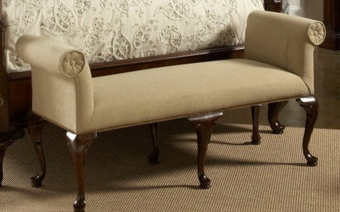 American Cherry Bench by Fine Furniture Design