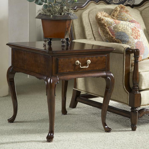 American Cherry Chester End Table by Fine Furniture Design