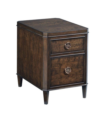 Grantham Hall Charging Chairside Table by American Drew