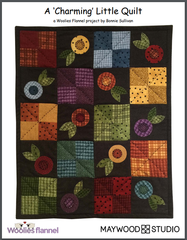Free Download - A 'Charming' Little Quilt