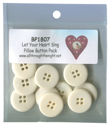 BP1807 - Let Your Heart Sing Button Pack