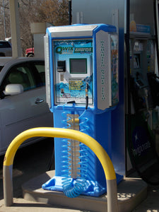 QWV-80  Windshield Washer Fluid Vending Machine