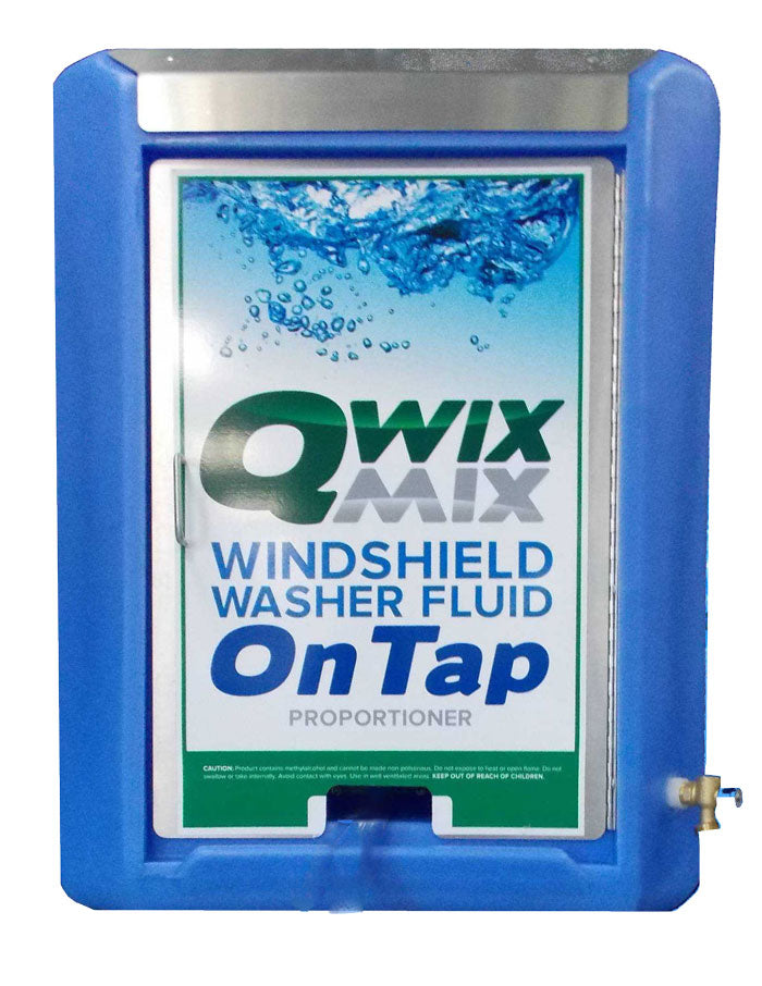 QWP-1-40 Water-Driven Proportioner with 40 Gallon Reservoir