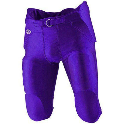 Rawlings Youth Lycra Integrated Football Pants - League Outfitters